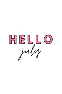 Hello July Wallpapers