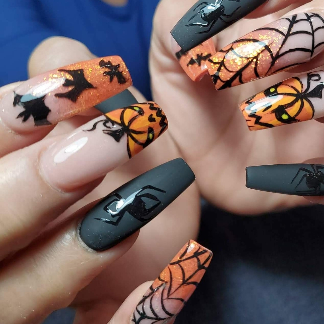 50 Halloween Nail Trends for 2020